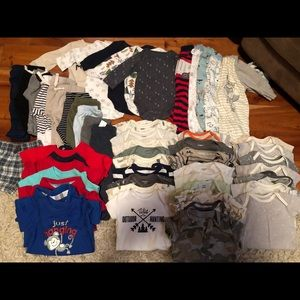 0-3 Month Baby Boy Bundle